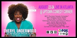 Sheryl Underwood - SPECIAL ENGAGEMENT