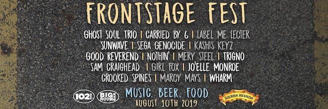 Frontstage Fest 2019