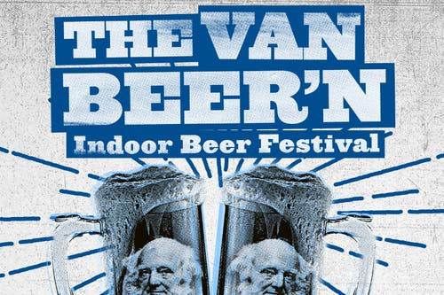 The Van Beer'n Indoor Beer Festival - Day 1