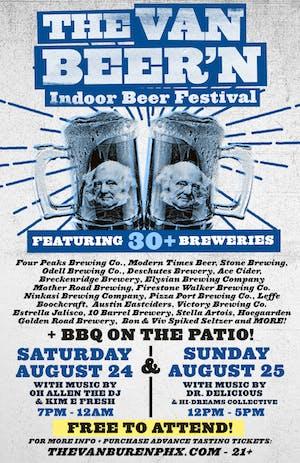 The Van Beer'n Indoor Beer Festival - Day 2