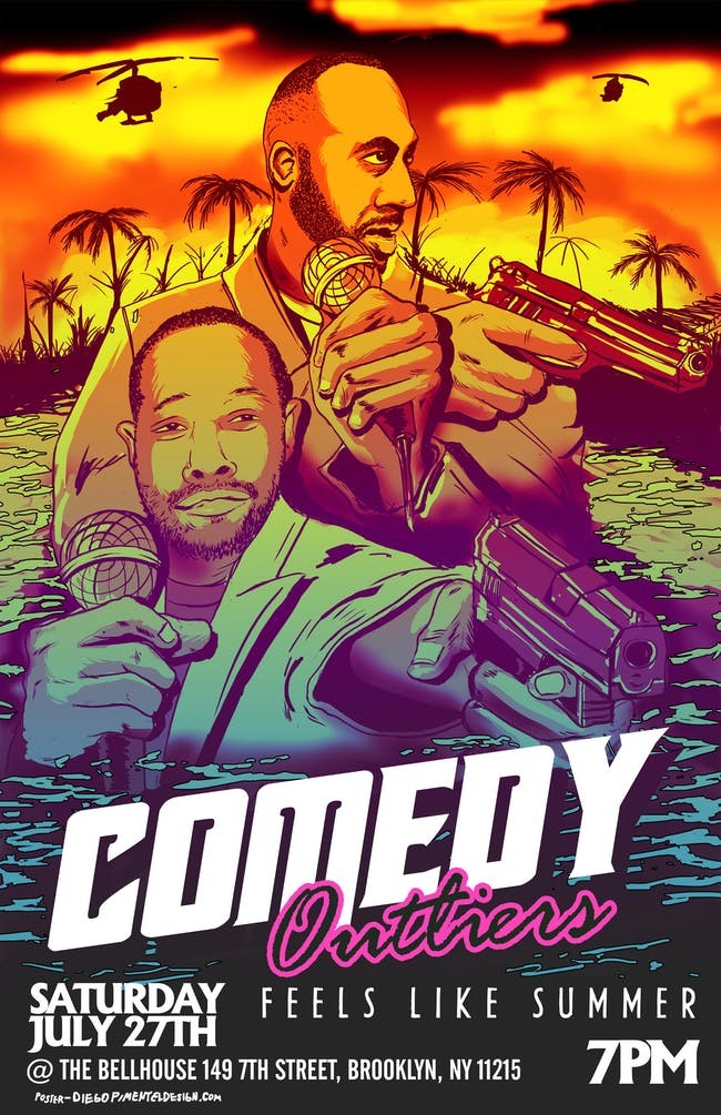 Comedy Outliers: Feels Like Summer
