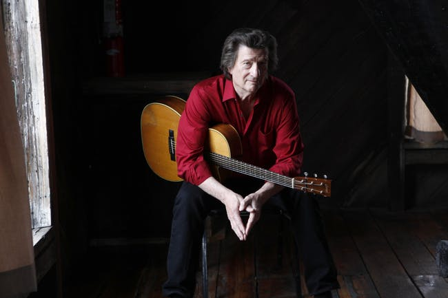Chris Smither at The Parlor Room (Wednesday)