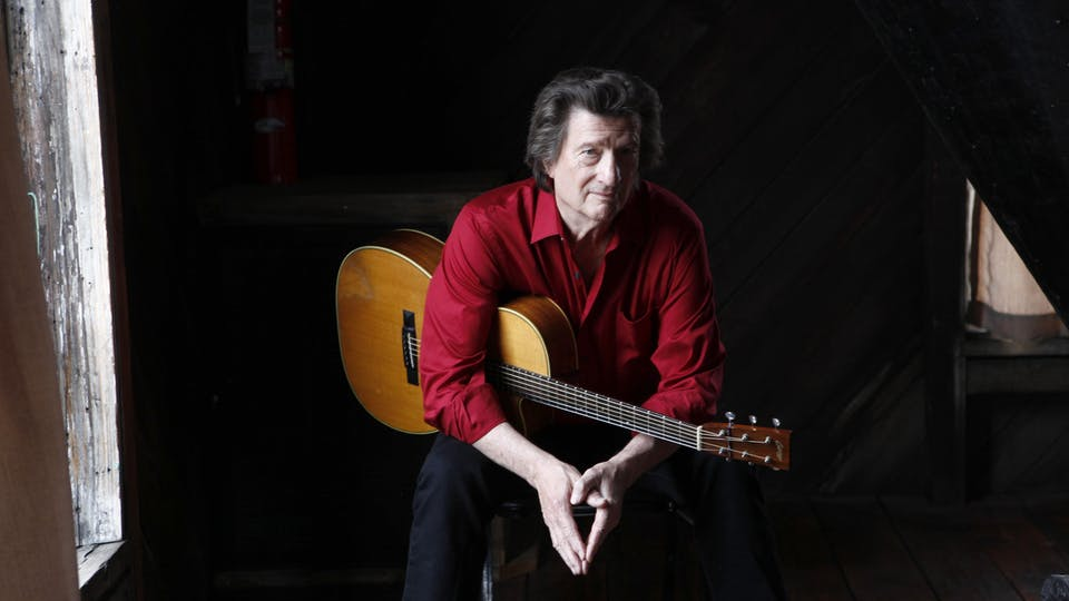 Chris Smither at The Parlor Room (Thursday)