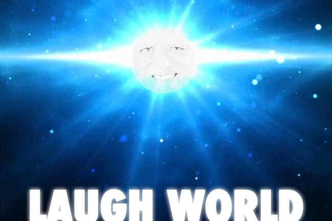 Laugh World with Matt Barats & Bardia Salimi