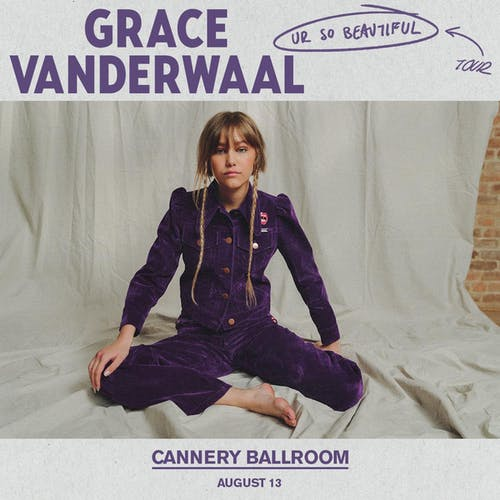 Grace VanderWaal - Ur So Beautiful Tour