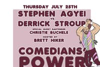 Comedians' Power Hour