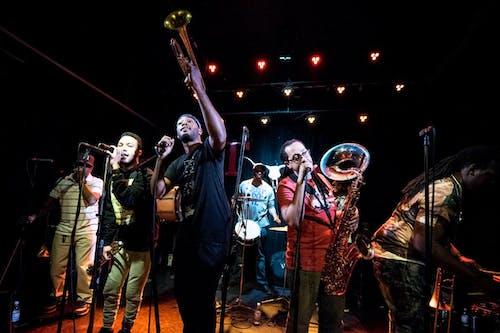 Rebirth Brass Band with Roxy Roca