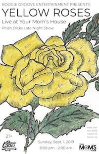 Yellow Roses // Sad Boi Smiley