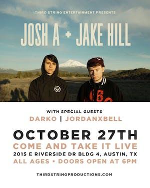 JOSH A // JAKE HILL
