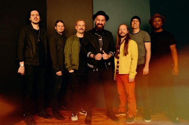 The Motet plus Star Kitchen