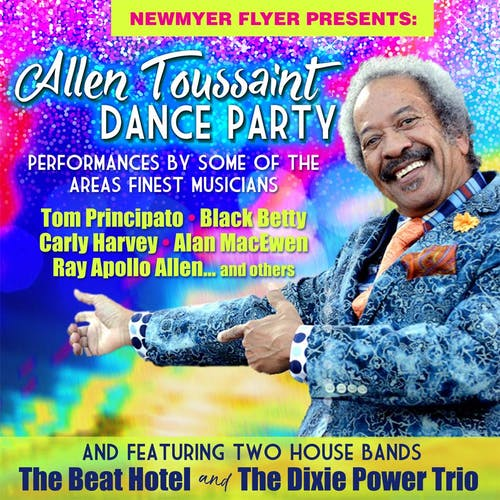 An Allen Toussaint Dance Party
