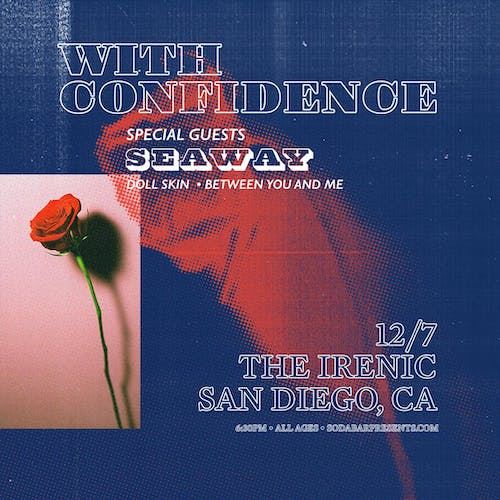 WITH CONFIDENCE, Seaway, Doll Skin