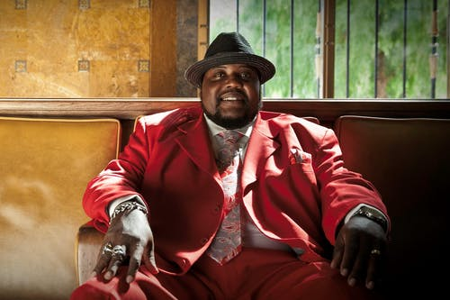 Sugaray Rayford with Lara Price Band