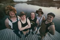 Steve'n'Seagulls - Grainsville North American Tour 2019 w/ Clusterpluck