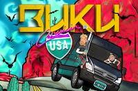Buku's Cruisn' USA Tour