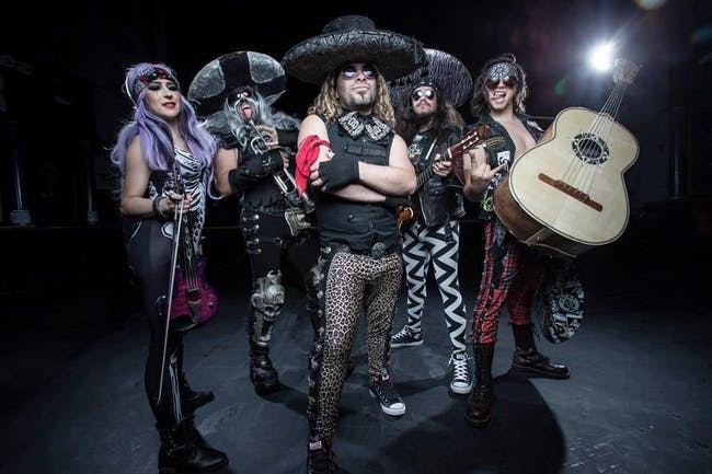 Metalachi: The World's First and Only Heavy Metal Mariachi Band