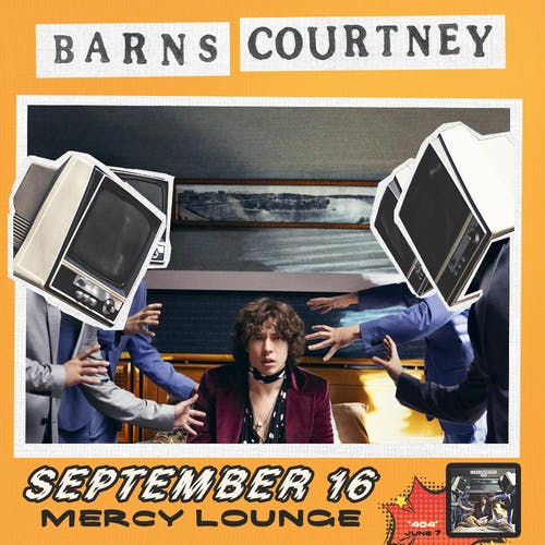Barns Courtney - The 404 Tour w/ The Hunna