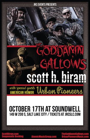 The Goddamn Gallows & Scott H Biram