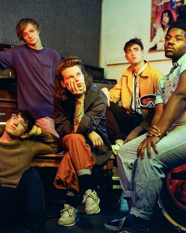 SOLD OUT: HIPPO CAMPUS with THE GREETING COMMITTEE