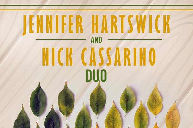 An Evening with Jennifer Hartswick & Nick Cassarino