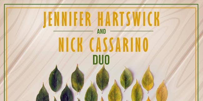 An Evening with Jennifer Hartswick & Nick Cassarino