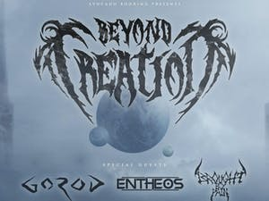 BEYOND CREATION with FALLUJAH, ARKAIK & EQUIPOISE