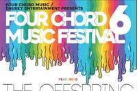Four Chord Music Festival 6 featuring The Offspring