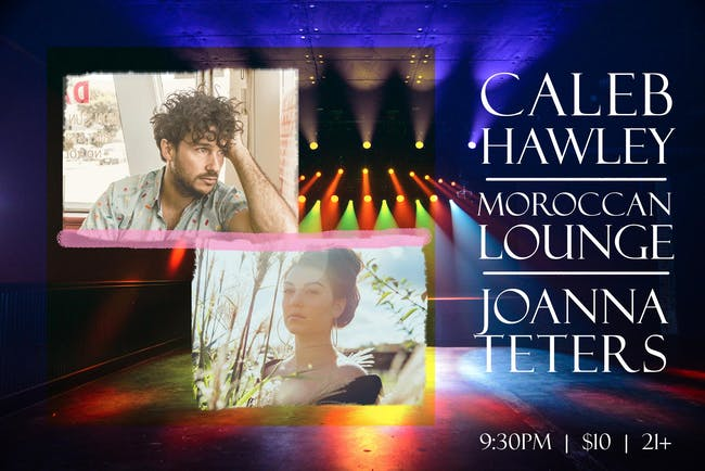 Caleb Hawley / Johanna Teters