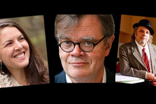An Evening with Garrison Keillor and Heather Masse