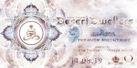 Inquiry w/ Desert Dwellers, Liquid Bloom & Treavor Moontribe