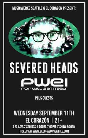 Severed Heads, Pop Will Eat Itself