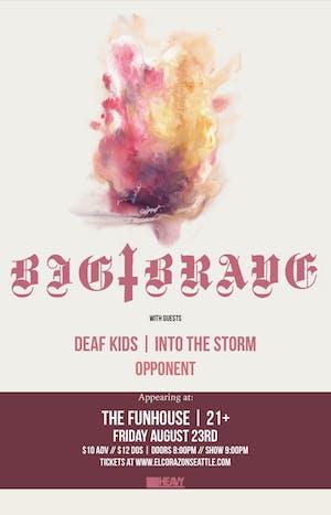 Big | Brave, Deaf Kids