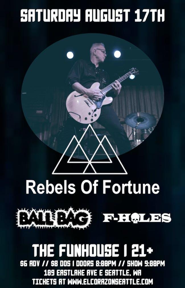 Rebels Of Fortune