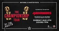 Championship Tour - 4 Konrners