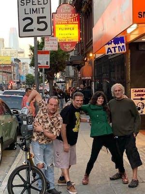 FLIPPER w/ David Yow 40th Anniversary Tour! w/ Downtown Brown