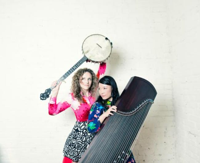 ABIGAIL WASHBURN, BANJO AND WU FEI, GUZHENG (USA, CHINA)