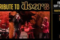 Doors Tribute - Riders On The Storm