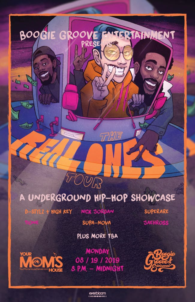 Hip-Hop... D-Stylz & High Key // Nick Jordan // Superare // Tione + More