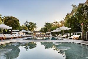 No Lifeguard On Duty Miami Beach Pool Party at Nautilus Saturdays