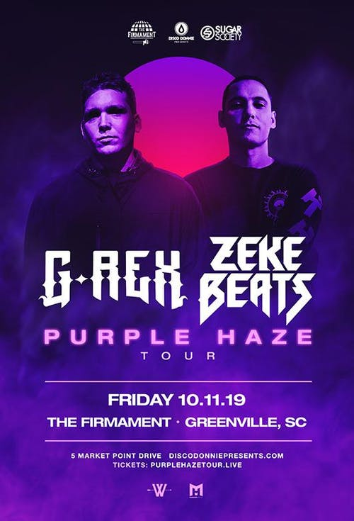 G-Rex + Zeke Beats | 10.11.19