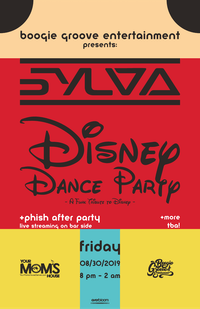 Sylva w/ Disney Dance Party (A Funk Tribute to Disney)