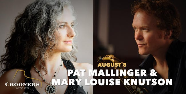 Pat Mallinger and Mary Louise Knutson