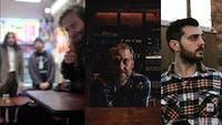 Abi Glass, Chris Cubeta, Omer Leibovitz