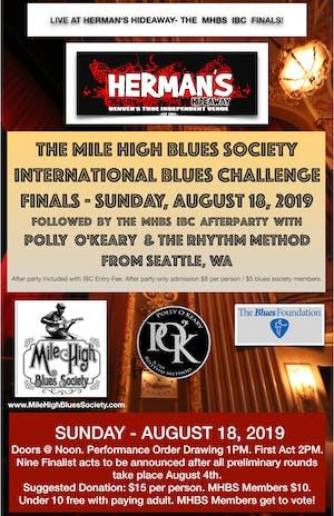 International Blues Challenge FINALS