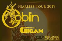 Goblin - Fearless Tour 2019