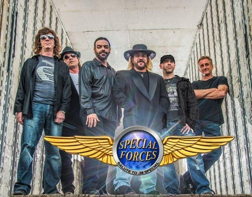 Special Forces - A .38 Special Tribute & Change of Heart - A Heart tribute