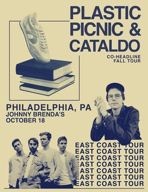 Plastic Picnic and Cataldo