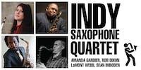 Indy Saxophone Quartet | A Gardier, R Dixon, L Webb, S Imboden