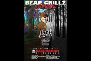 Bass Nation Presents: Bear Grillz