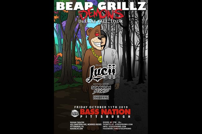 Bass Nation Presents: Bear Grillz